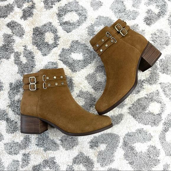 Koolaburra by UGG Gordana sueded Ankle Boots 9